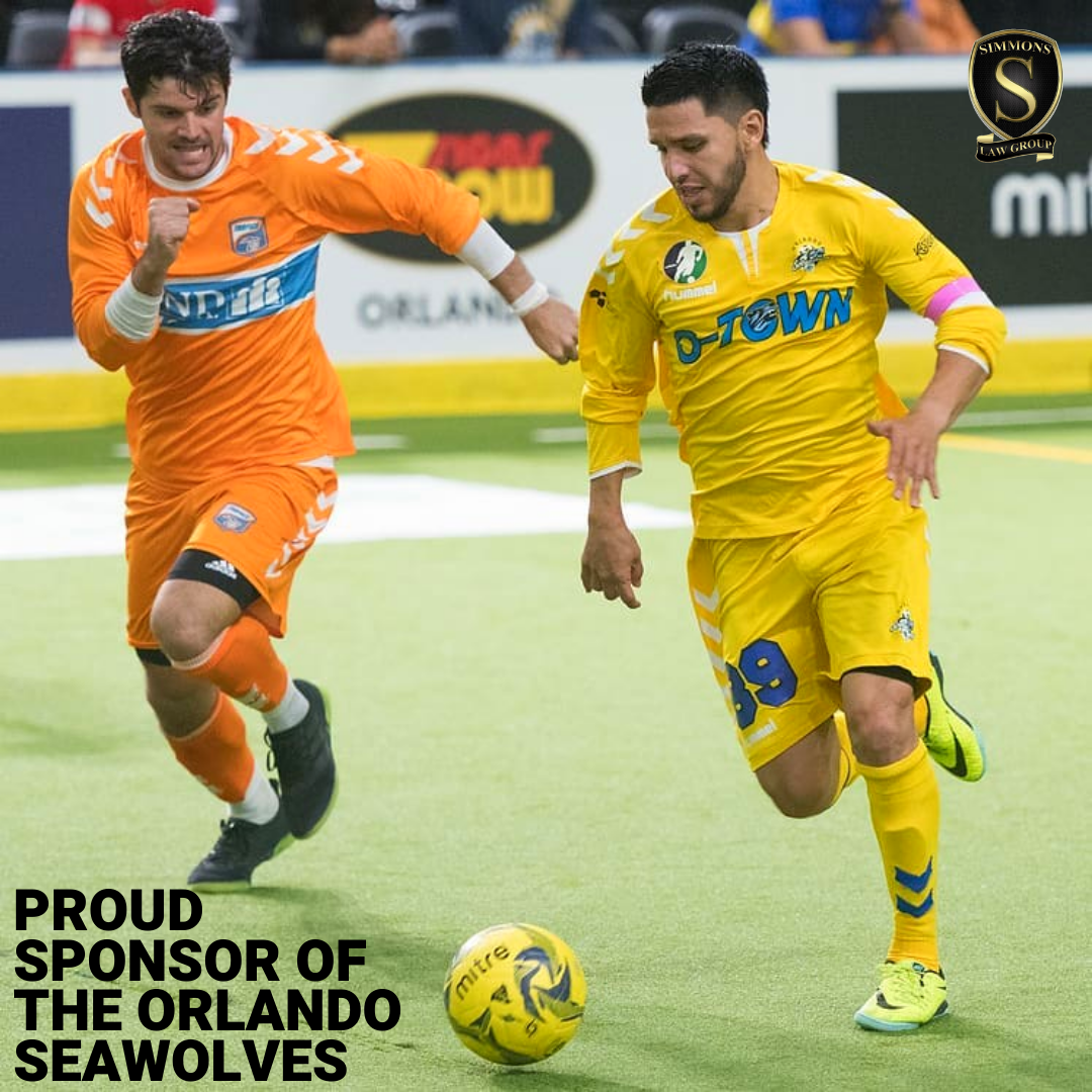 Proud to Partnership with the Orlando SeaWolves